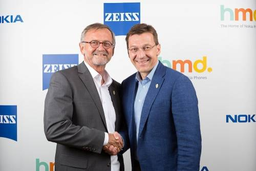 HMD Global 與Zeiss簽署合作協議 蔡司鏡頭正式歸位