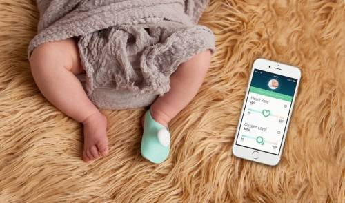 新生兒爸媽好幫手 Owlet寶寶睡眠心跳偵測器