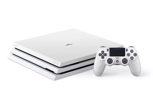 冰河白 PS4 Pro 亮相 將與天命2同捆販售