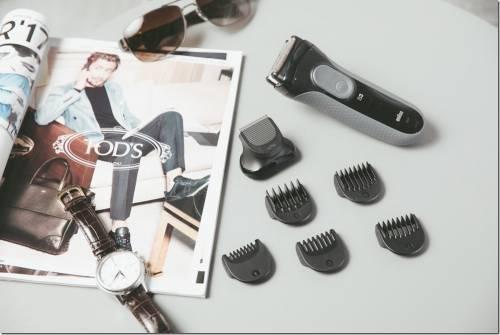 德國百靈 2017 全系列電鬍刀上市 型男 新鮮人或大老闆都合用