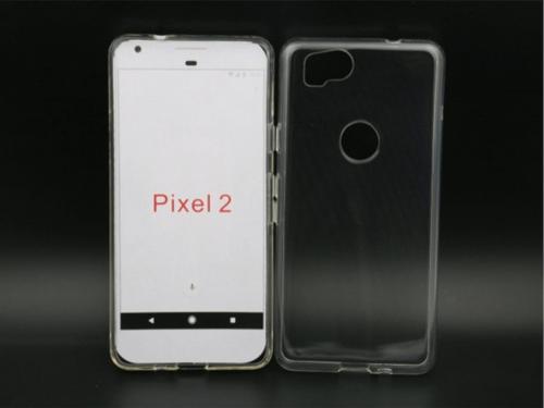 Google Pixel 2 保護套曝光 傳將保留3.5mm耳機孔