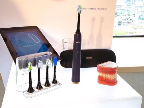 飛利浦 Sonicare 震動牙刷新系列 讓你刷的輕鬆又乾淨