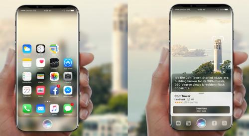 輔助AR功能 傳 iPhone 8 將導入雷射對焦技術