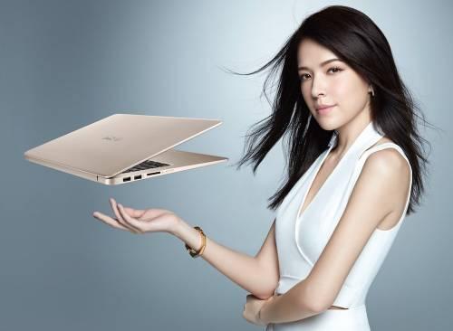 戲劇女神許瑋甯擔任 VivoBook 代言人 精采詮釋輕‧力新美學