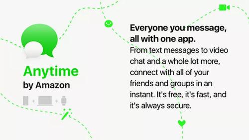 亞馬遜 Amazon 將推出社群通訊軟體?