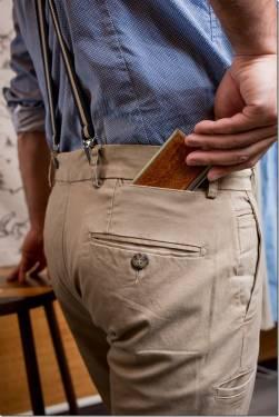 多功能褲也能很有型 PROFI 3S 功能口袋 手機直接塞也不卡