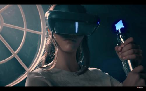 迪士尼與Lenovo合作 將為 Star Wars 推出專用AR光劍