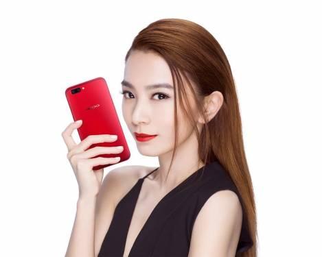 OPPO R11「熱力紅」 21起開放預購!
