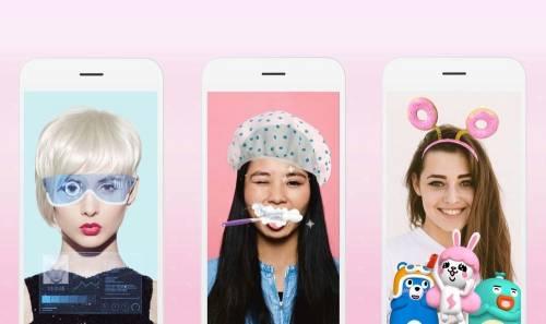 美圖 Meitu 與 Facebook攜手合作 推出三款AR特效濾鏡