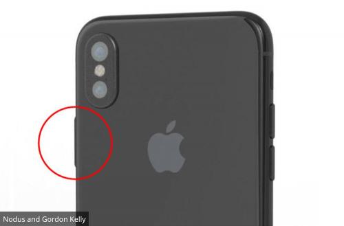 iPhone 8 最終樣式曝光 Touch ID可能整合於電源鍵