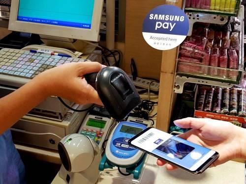 終於!不是三星手機也能一起 Samsung Pay