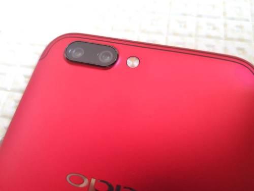 [開箱] OPPO R11 熱力紅 一睹迷人魅力