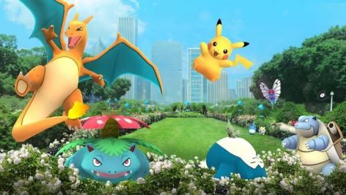 只有48小時!Pokemon GO 神獸現身!