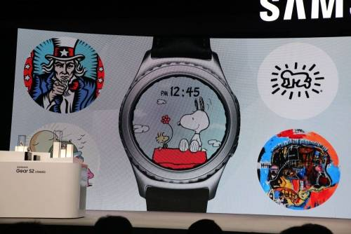 Samsung Gear S2 將加入 iOS 與玫瑰金新色