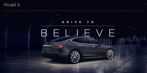 Tesla 在台推出「 Drive to Believe」體驗計畫 不過只有四天體驗期