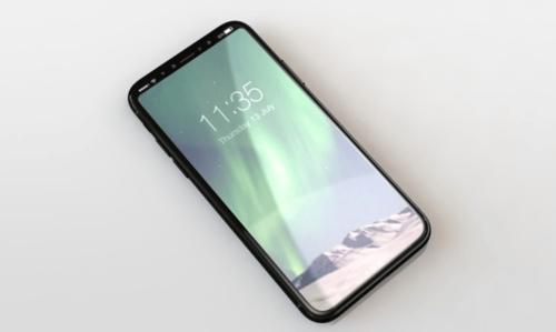 渲染圖再次曝光 這應該是 iPhone 8 的最終樣式了?
