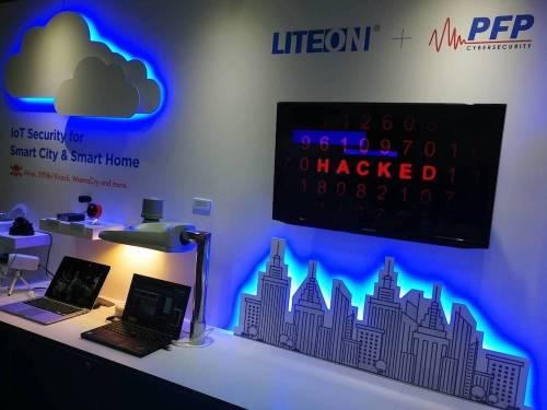 光寶科技 LITEON 整合多元應用 推動全方位智慧城市