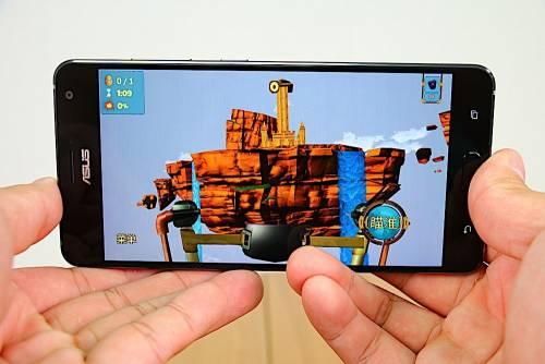 體驗 AR 與 VR 未來科技 ASUS ZenFone AR 開箱動手玩