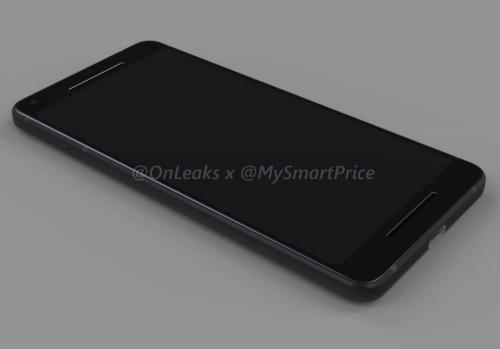 會是最終設計嗎? Google Pixel 2 系列手機渲染圖曝光