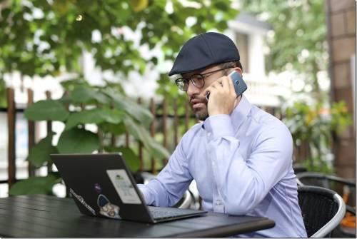 快又穩定的行動網路 是部落客最重要的工具