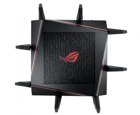 華碩玩家共和國推出首款電競無線分享器 ROG Rapture GT-AC5300
