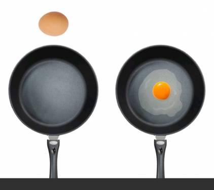 想要得到療癒嗎?趕快來玩療癒小遊戲 - 煎顆蛋吧