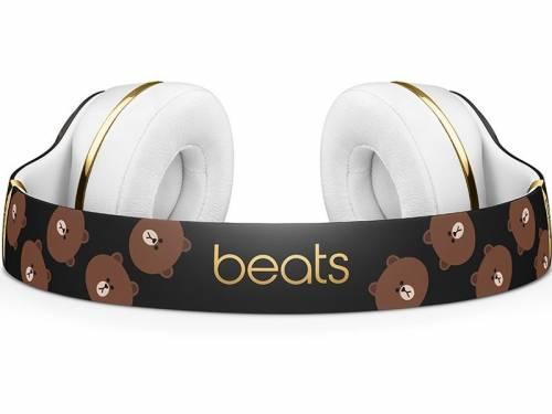 有點萌又有點潮 LINE FRIENDS x Beats推出熊大耳機