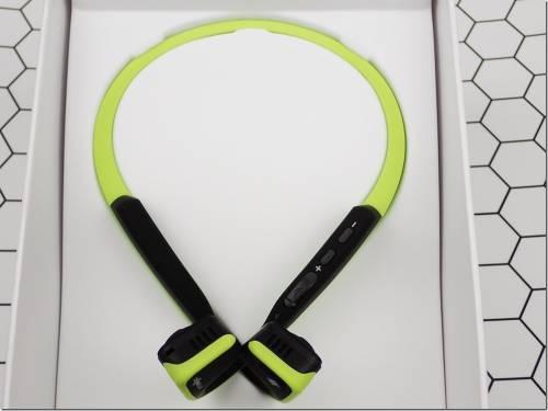 AfterShokz 骨傳導藍牙運動耳機 街跑聽音樂更安全