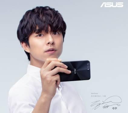 華碩 ZenFone 4 8 17盛大登場 男神孔劉出任亞太區代言人