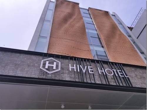 保留羅東老假日飯店的特色 Hive Hotel 嶄新開幕