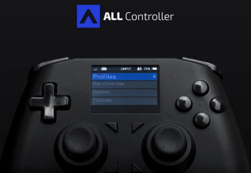 All Controller 一個控制器就能玩遍各種遊戲主機