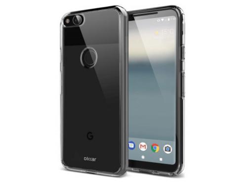 Google Pixel 2 XL 保護殼預購 高屏佔比螢幕間接曝光