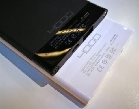 華碩 ASUS ZenPower Slim 輕薄行動電源 輕巧帶著走