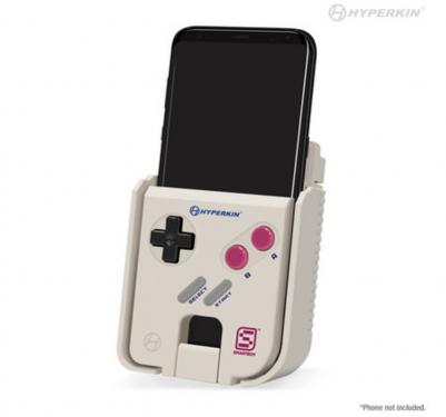 SmartBoy 預購起跑 讓你的手機一秒變成Game Boy