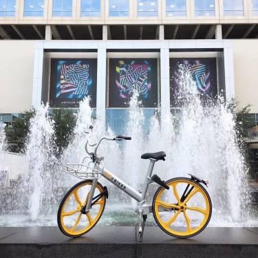 到底有多少Bike想共享 繼oBike後又一 VBIKES 即將正式登台