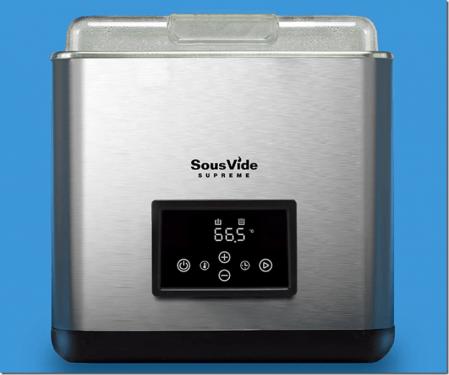 超級 舒肥機 SousVide Superme 在家也可享受真空低溫烹調
