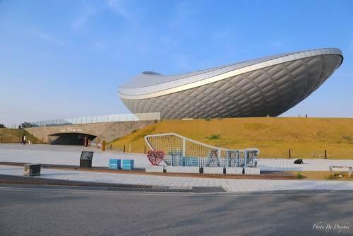 韓國大邱 親子遊景點推薦 E-World 香草之丘 The Arc 八公山 西門市場 夜市 新世界百貨 沙門津遊覽船
