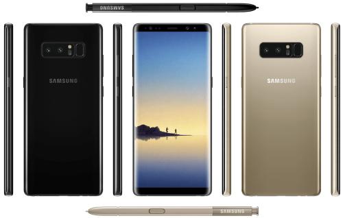 8月23日發表亮相 Galaxy Note 8 效能成績搶先曝光