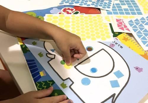 [分享] 日本 阿卡將 發現好物- 顏色混搭貼貼樂!