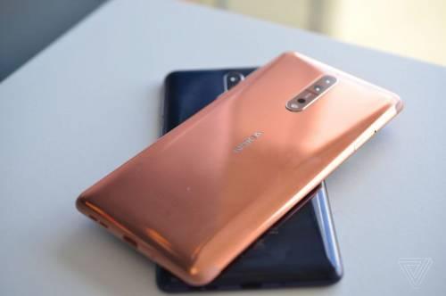 搭載雙鏡頭相機與高通S835處理器 Nokia 8 發表亮相