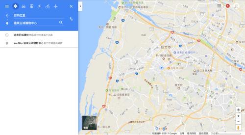 [Google小教室]利用 Google 地圖 規劃行程路線