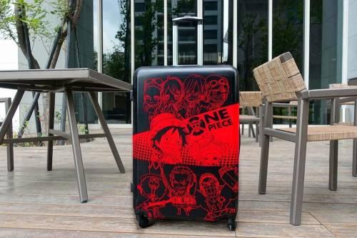 遠傳網路門市 599飆速吃到飽 申辦就送28吋航海王行李箱 購物即贈限量航海王收納盒