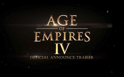世紀帝國 4 Age of Empires IV首波預告影片出爐