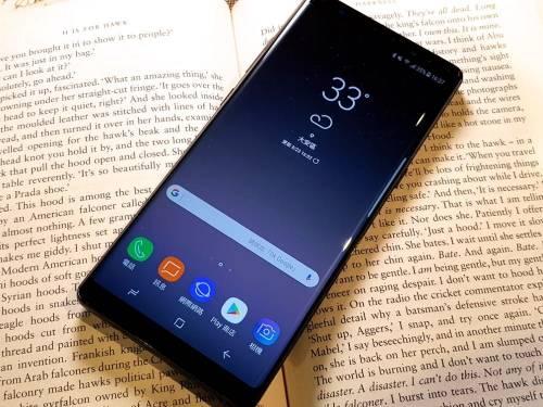 [動手玩] Samsung Glaxy Note 8 特色重點搶先看