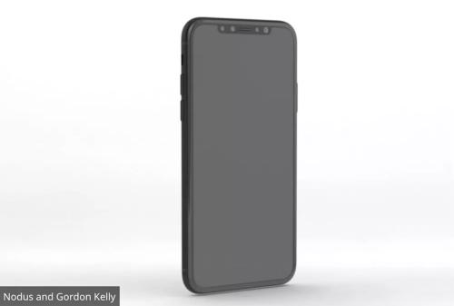 iPhone 8 產線曝光 指紋辨識器可能在Logo上