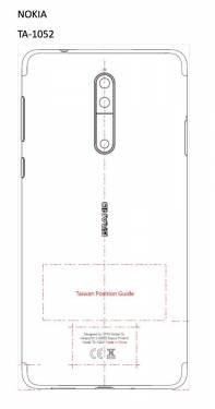 Nokia 8 通過NCC審核 即將在台亮相!