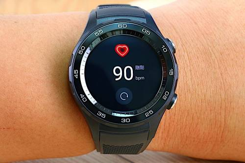 HUAWEI Watch 2 動手玩 不用手機也能單獨使用的穿戴式產品