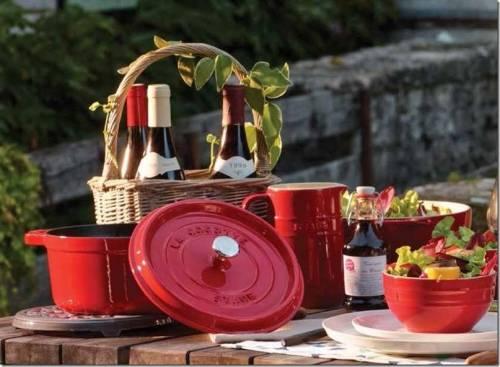 Staub mdash;邁向廚神之路的鍋具神器