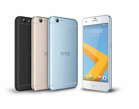 HTC One A9s 兼具指紋辨識與行動支付功能 超值國民機全新登場