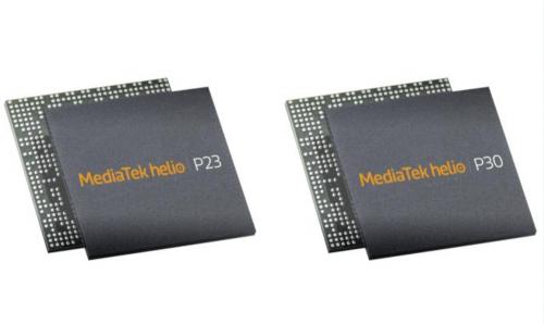 聯發科 Mediatek 推出Helio P23和Helio P30兩款處理器
